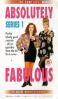 The cover of Absolutely Fabulous season 1 video