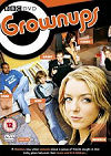 Grownups season 1 DVD front cover