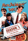 The cover of the Men Behaving Badly Season 1 DVD