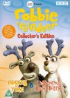 The cover of the Robbir the Reindeer DVD